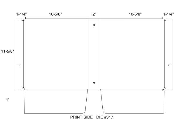 Custom Ring Binder Template | Volpe Packaging