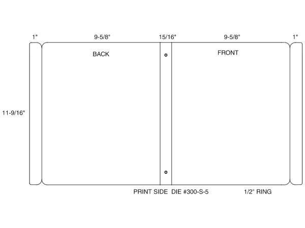 binder templates