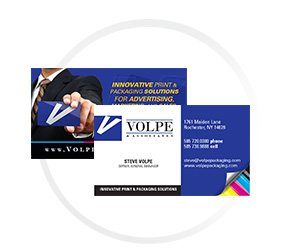 Volpe Business Cards