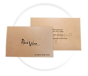 Volpe Gift Cards